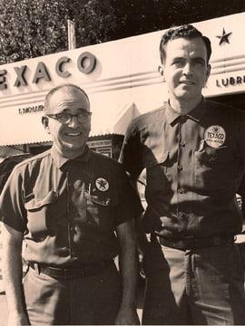 Owner & Son - C. Lee Hollenshade Jr. and C. Lee Hollenshade III