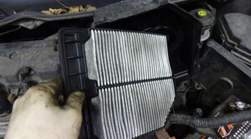 Air Filter Maintence in Towson MD