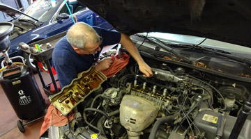 Engine Maintainence in Towson MD