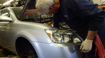 Headlight Repair and Installation in Towson MD