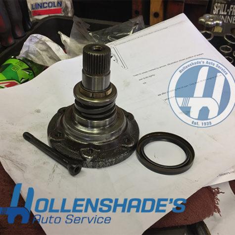 CV axle flange VW Volkswagen
