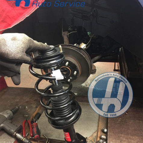 Shock replacement honda civic