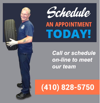 Schedule an Appointment with Hollandshade's Auto repair in Towson MD