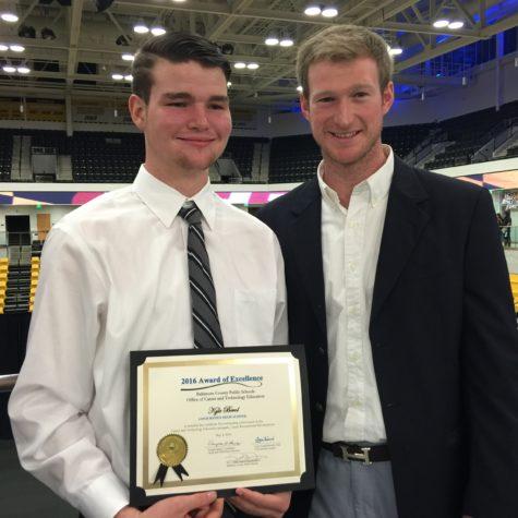 Career and Technology Education Award