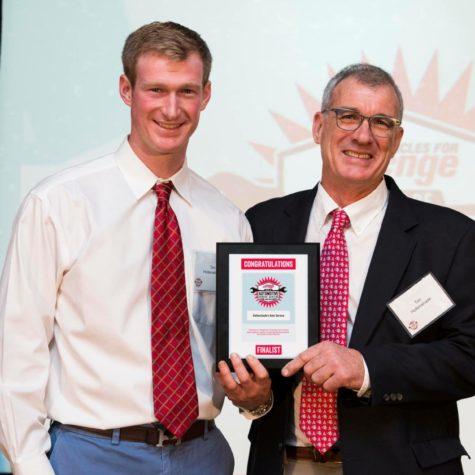 Best Independent Service Award_