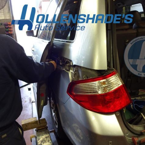 Honda Van Sliding Door