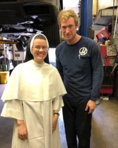 Sister Margaret Hollenshade Auto Repair Towson MD