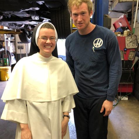 Sister Margaret 1