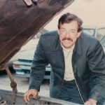 Tom Hollenshade December_1990 Hollenshades Auto Center Towson MD