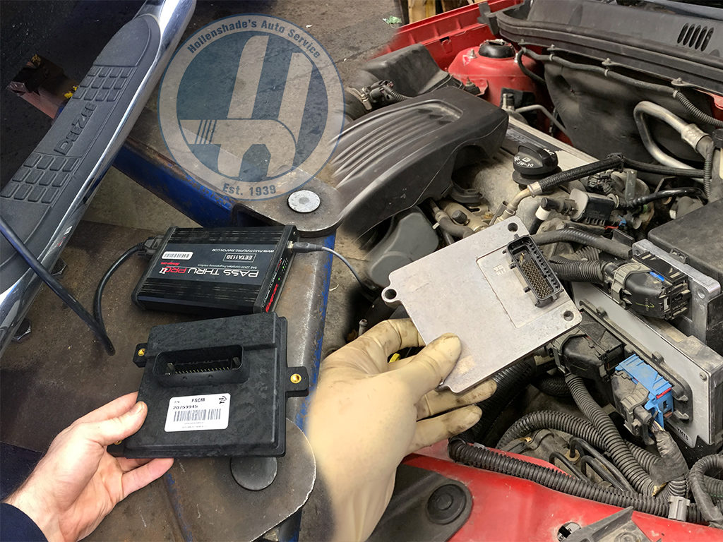 Vehicle Electronic Module Replacement Hollenshades Auto Service Towson MD