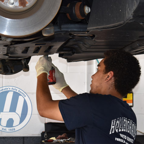 Car Repair by Christian at Hollenshades in Towson