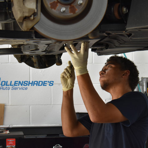 Scheduled Car Maintenance at Hollenshades in Towson