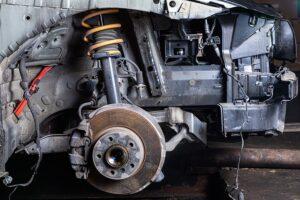 Image of brake rotors